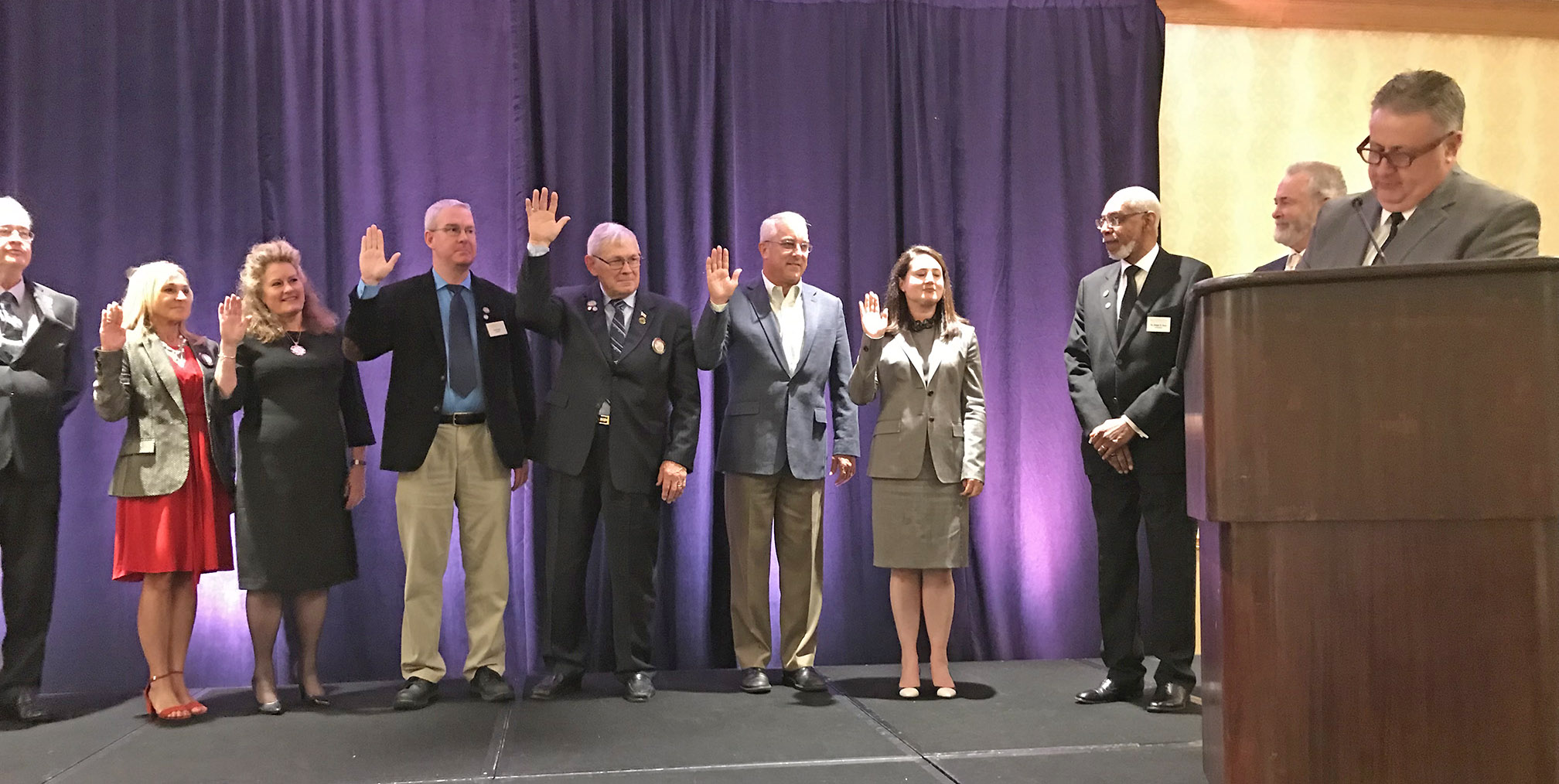 New ANA Board of Governors