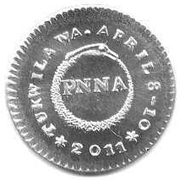 2011 PNNA convention token