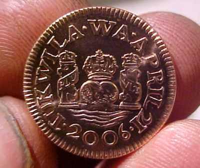 2006 spring convention token