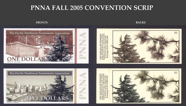 2005 fall convention scrip