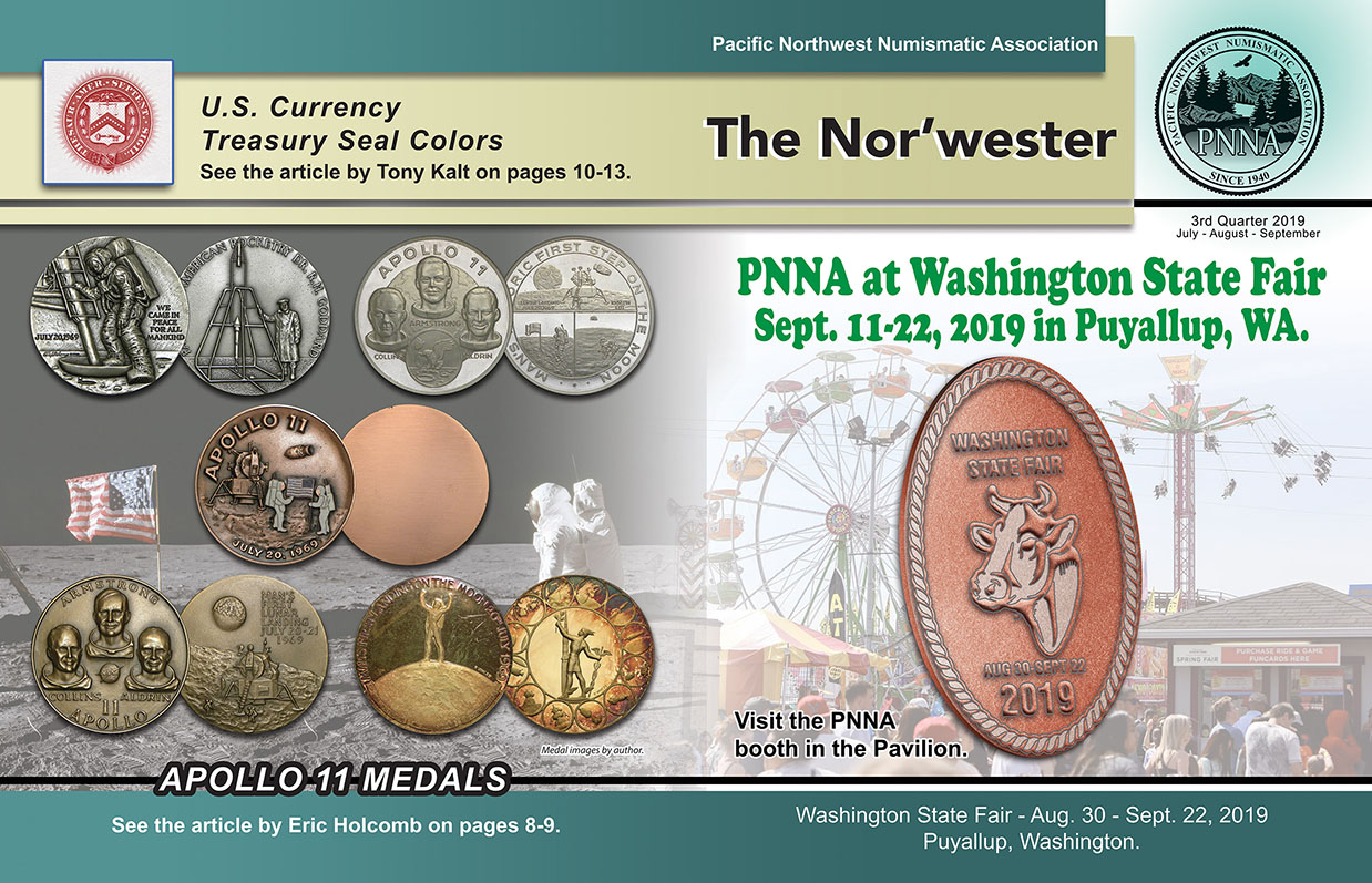 3rd Q 2019 cover of The Nor'wester